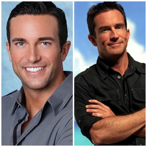 jeff probst and dan lookalike
